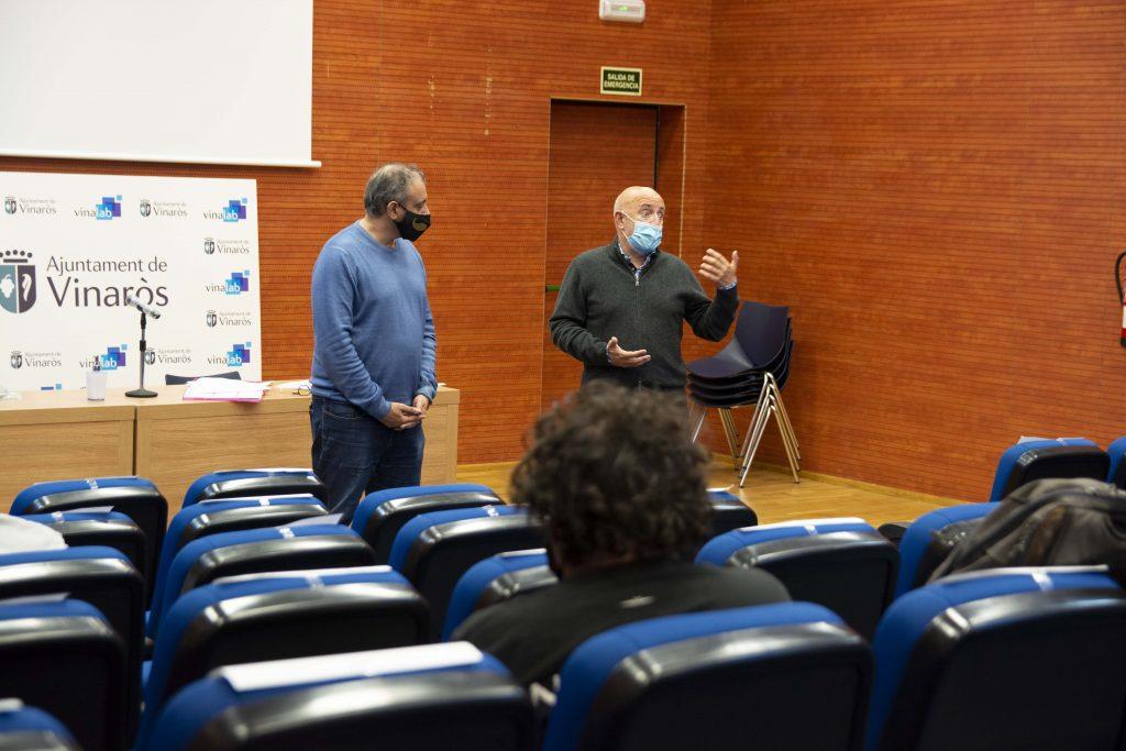 Digitalitza't Plus - Programa de transformación digital del comercio local de Vinaròs - Organizado por RH en Positiu - 7