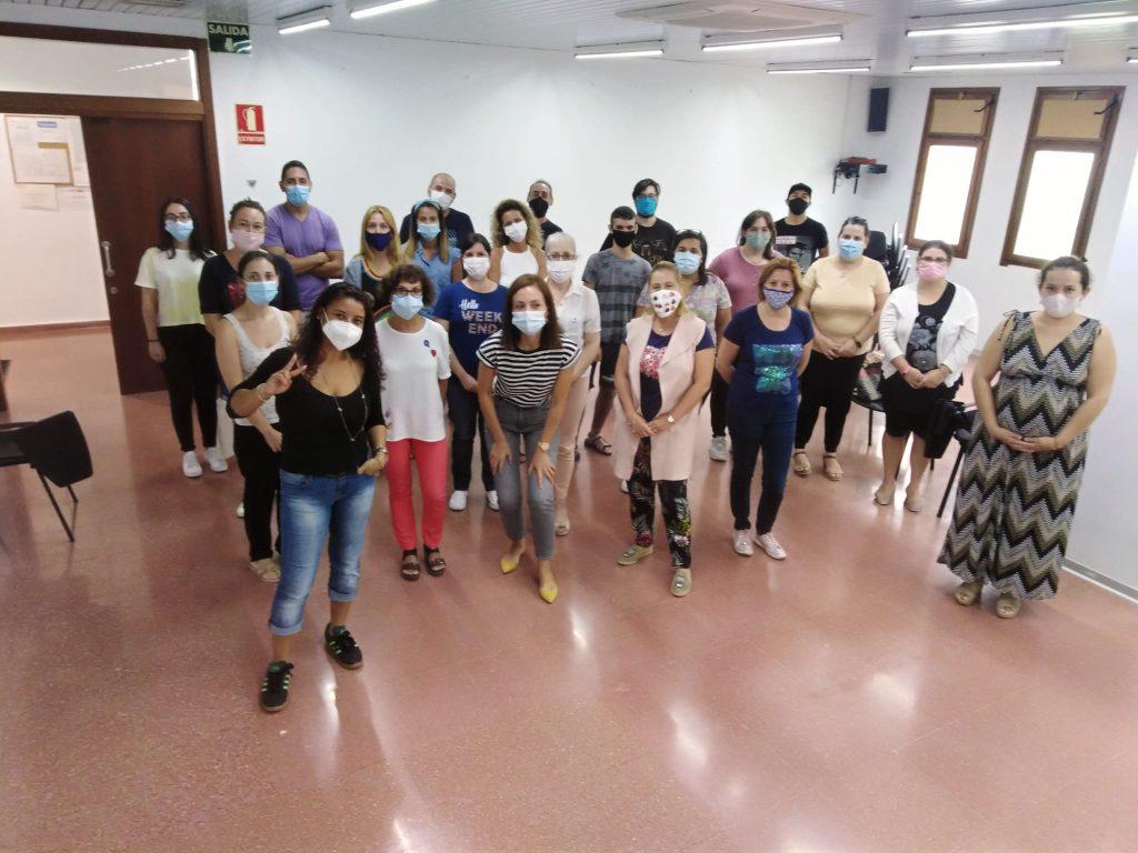 Curso de manipulación de alimentos de alcàsser valencia emplealcàsser formación ayuntamientos formación RH en positiu