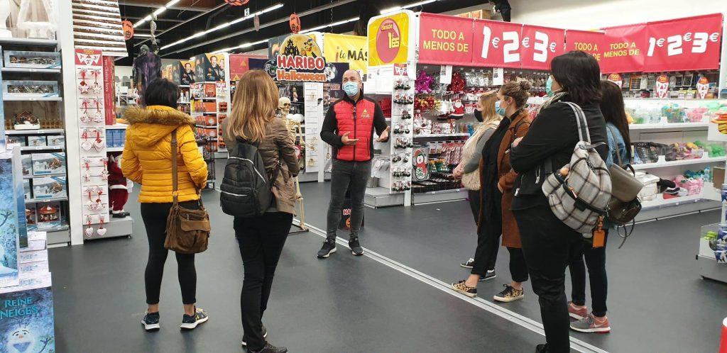 Curso de actividades auxiliares de comercio emplealcásser valencia alcàsser formación para el empleo ocupacional ayuntamientos RH en positiu2