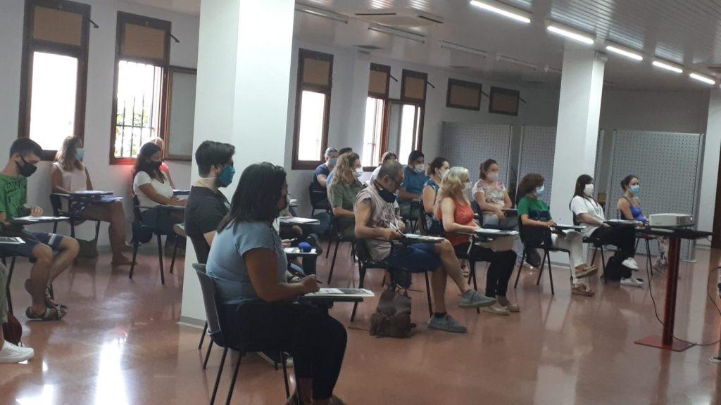 Curso de manipulación de alimentos de alcàsser valencia emplealcàsser formación ayuntamientos formación RH en positiu 2