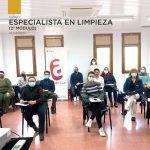 Especialistas en limpieza emplealcàsser alcàsser valencia formación para el empleo ocupacional ayuntamientos RH en positiu 4