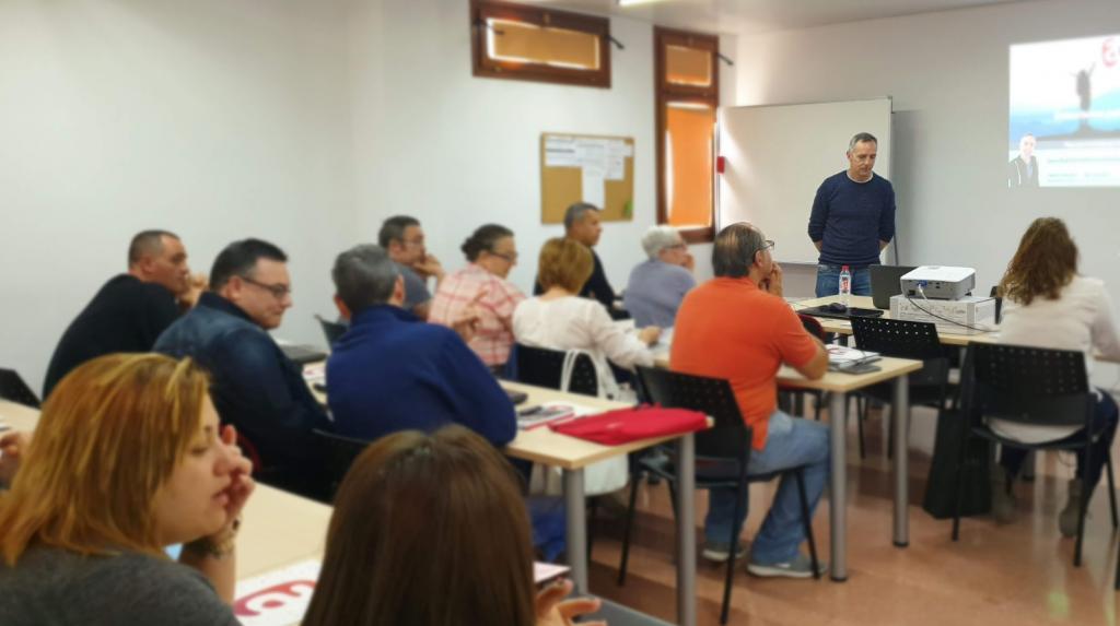 Itinerario de inserción laboral formación para el empleo ocupacional alcàsser valencia ayuntamientos RH en positiu 2